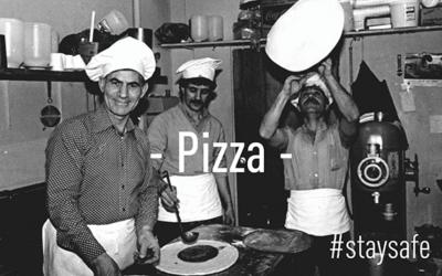 Pizza : vanaf nu elke donderdag!