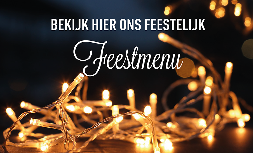 Kerst en Nieuwjaar Menu