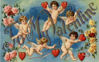 Valentijn Menu – binnenkort